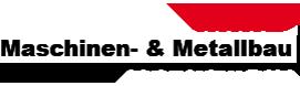 MMD Maschinen- und Metallbau Andreas Dubiel - Logo