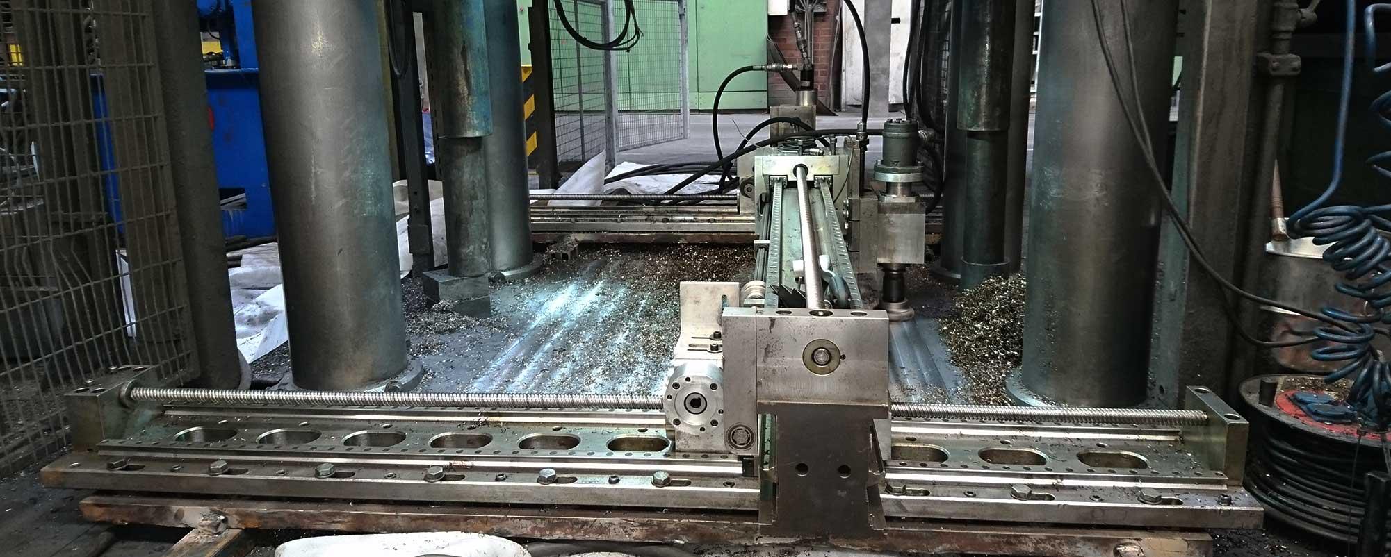 Maschinen- & Metallbau Dubiel - Referenzen